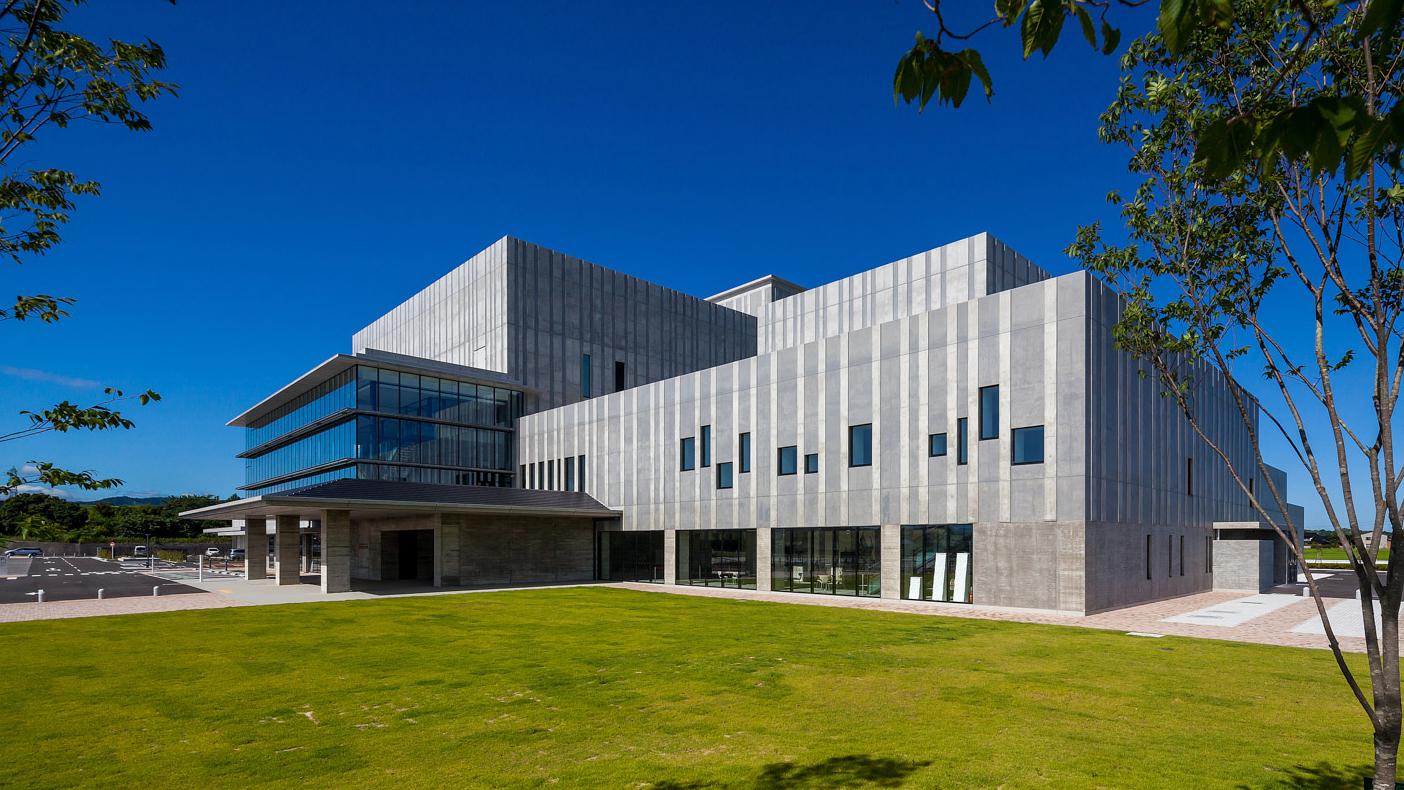安来市総合文化ホール「アルテピア」
