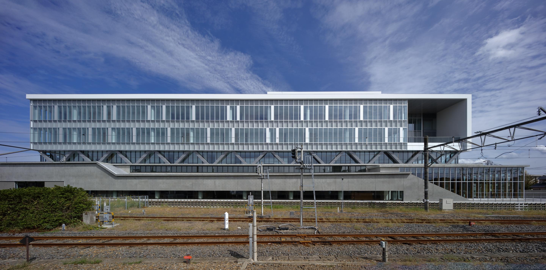 千葉県香取合同庁舎が竣工・オープンしました。