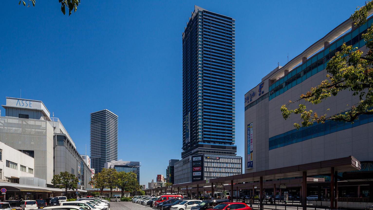 広島駅南地区B・Cブロック再開発