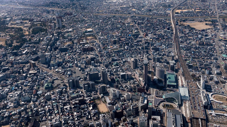 金沢市中心市街地|株式会社アール・アイ・エー
